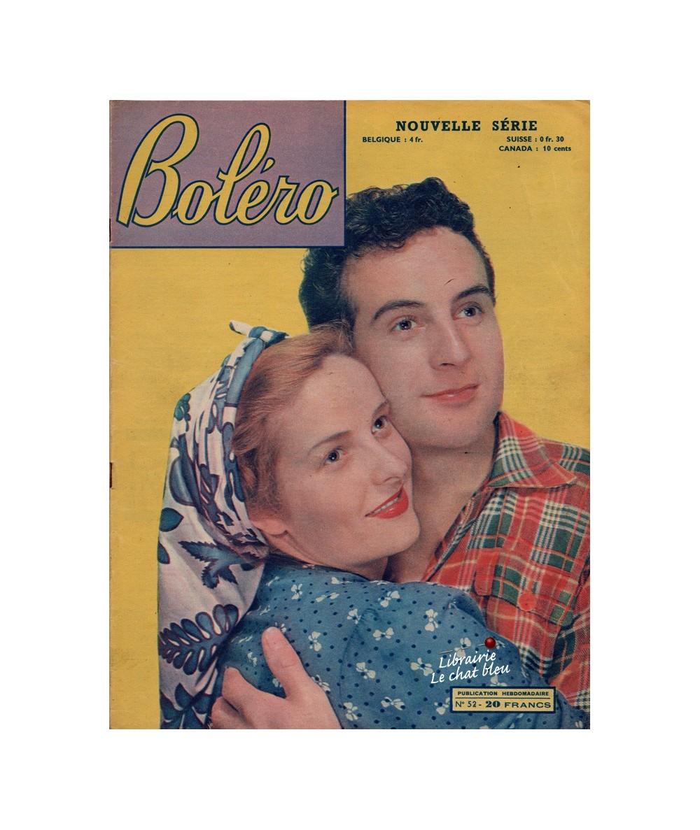 Boléro N° 52 paru en 1951