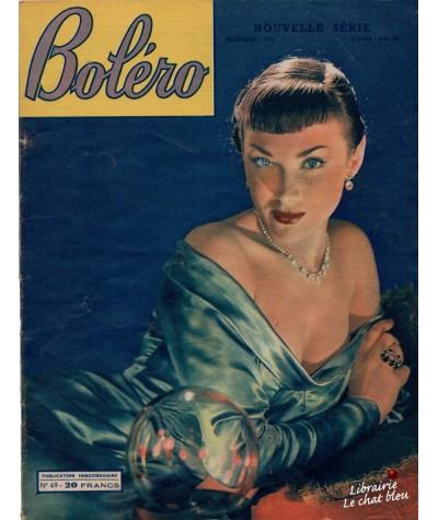Revue Boléro N° 49 paru en 1951