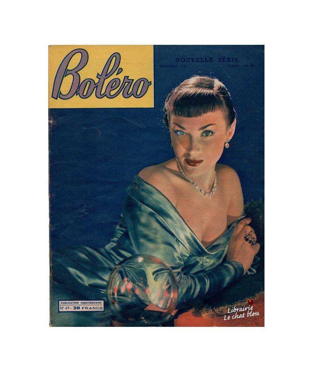 Boléro N° 49 paru en 1951