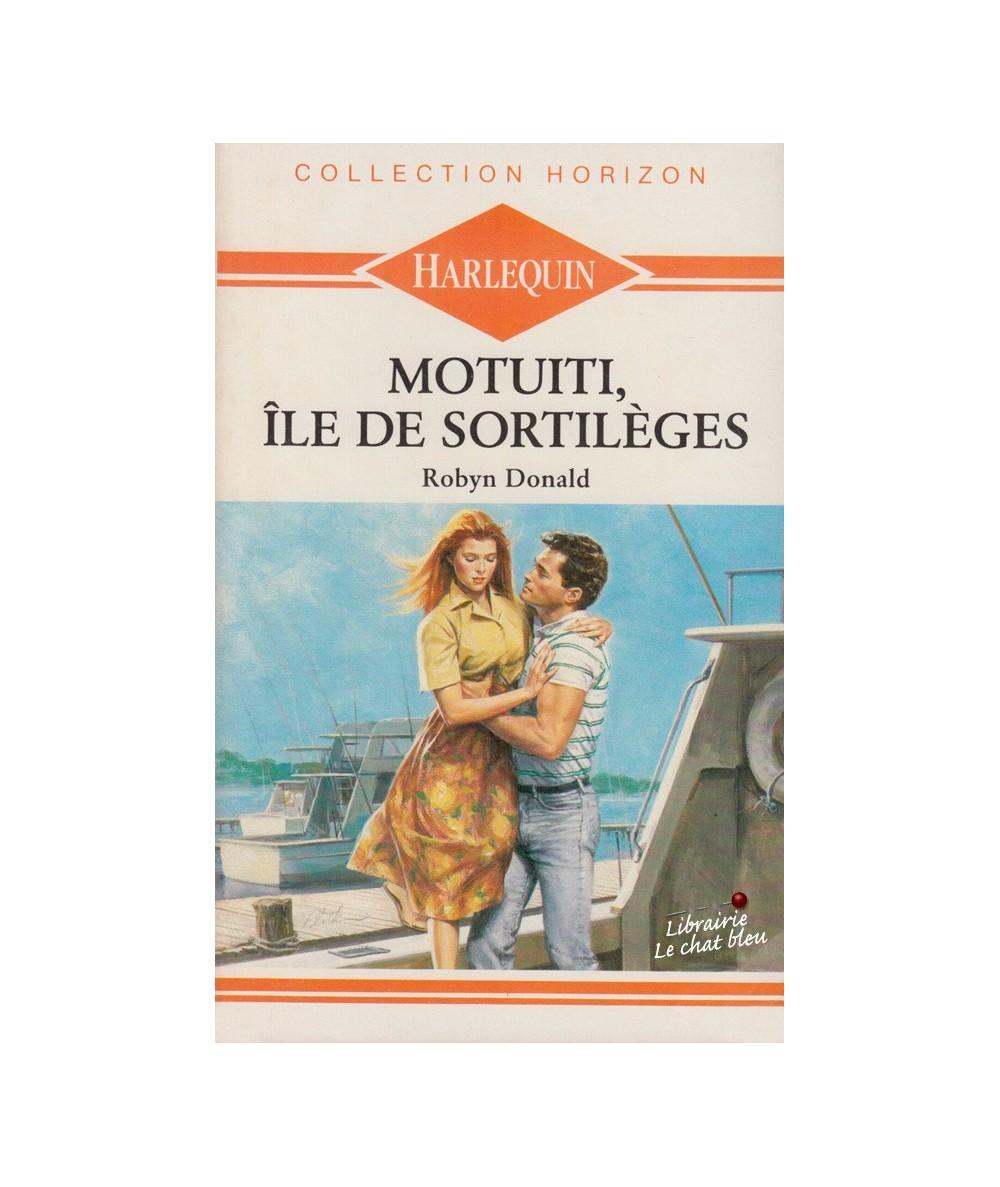 N° 797 - Motuiti, île de sortilèges par Robyn Donald