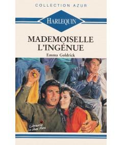 Mademoiselle l'ingénue (Emma Goldrick) - Harlequin Azur N° 1186