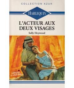 L'acteur aux deux visages (Sally Heywood) - Harlequin Azur N° 980