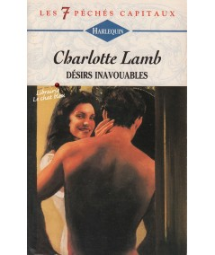 Désirs inavouables (Charlotte Lamb) - Harlequin Azur N° 1663