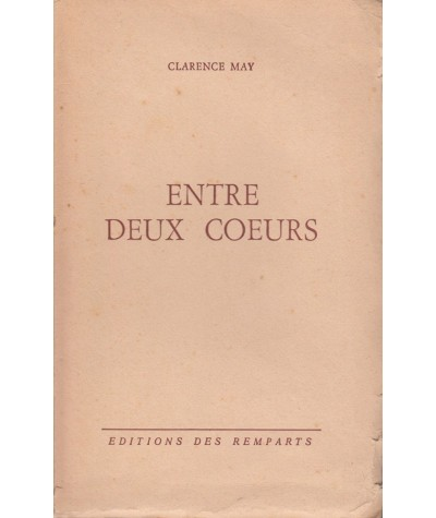 Entre deux coeurs (Clarence May) - Mirabelle N° 196