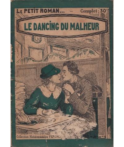 Le dancing du malheur (André Mad) - Le Petit Roman N° 503
