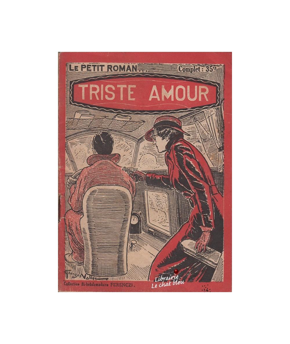 N° 540 - Triste amour par Jean Namur
