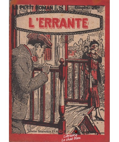 L'errante (Joachim Renez) - Ferenczi, Le Petit Roman N° 268