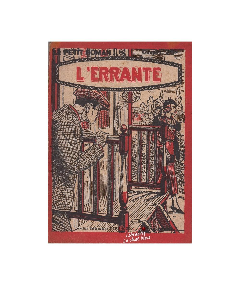 N° 268 - L'errante par Joachim Renez - Roman dramatique inédit