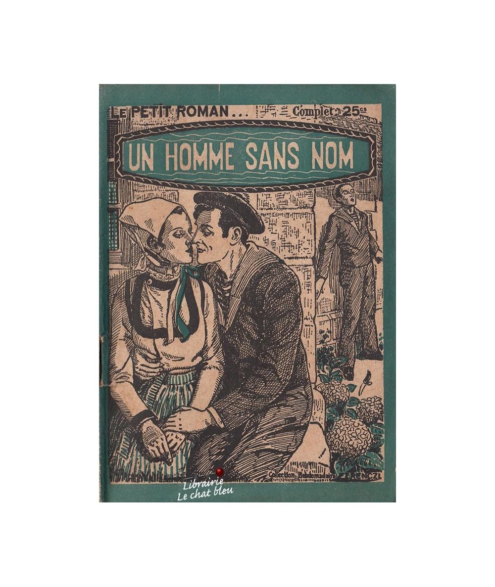 N° 363 - Un homme sans nom par Gustave Gailhard
