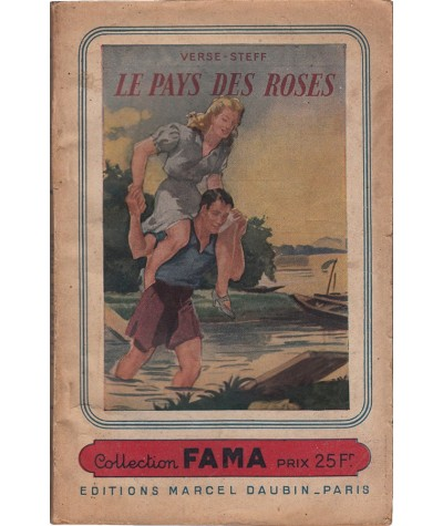 Le pays des roses (Verse-Steff) - Collection FAMA N° 4