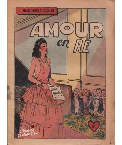 Amour en Ré (Louis de La Hattais) - Histoires du Coeur
