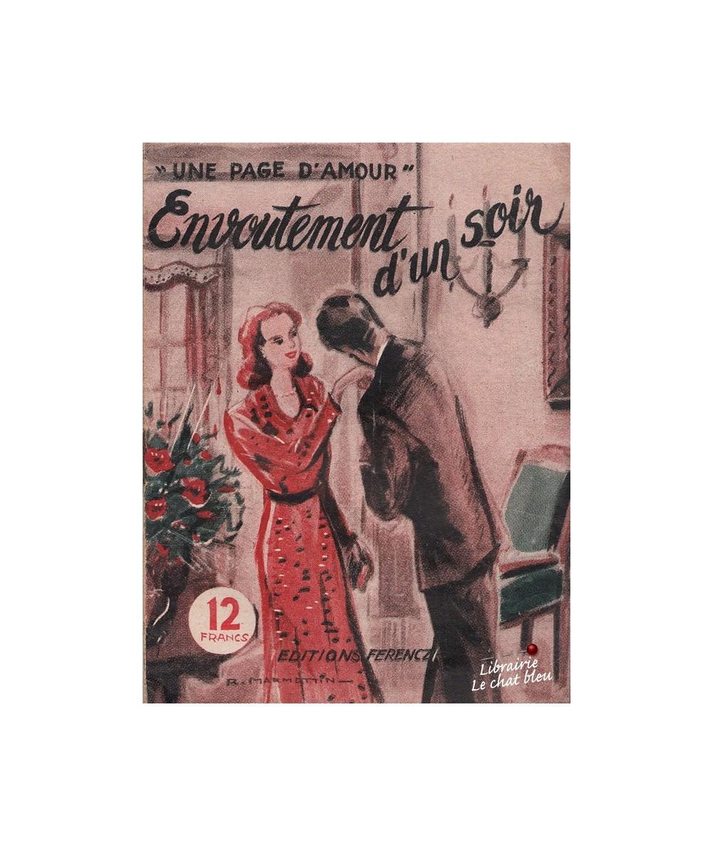 N° 30 - Envoûtement d'un soir par Claude Bergerye - Roman d'amour