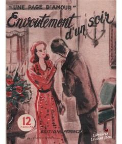 Envoûtement d'un soir (Claude Bergerye) - Ferenczi, Une page d'amour N° 30