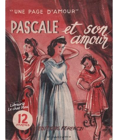 Pascale et son amour (Cecil Sèvres) - Une page d'amour N° 31