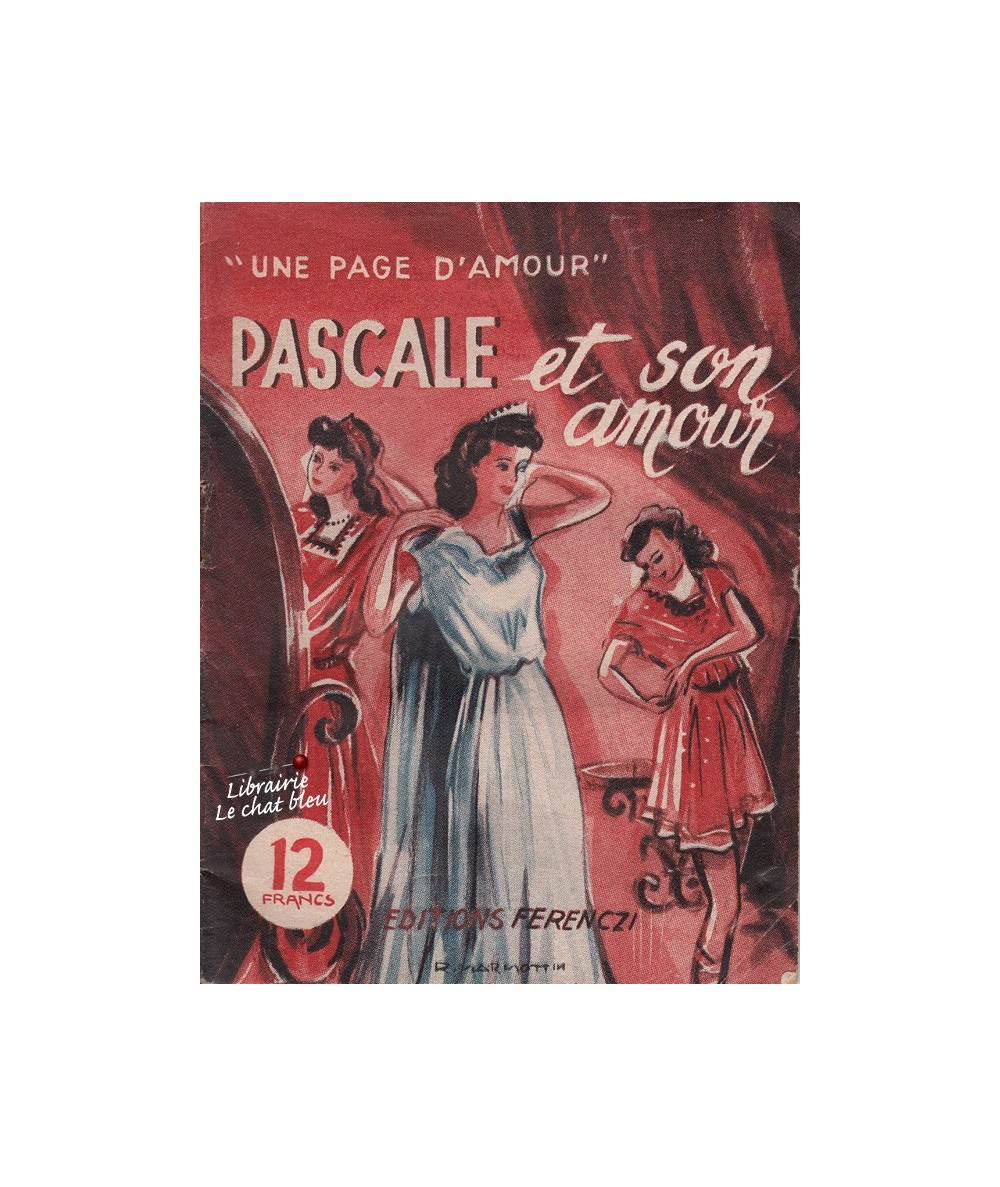N° 31 - Pascale et son amour par Cecil Sèvres - Roman d'amour
