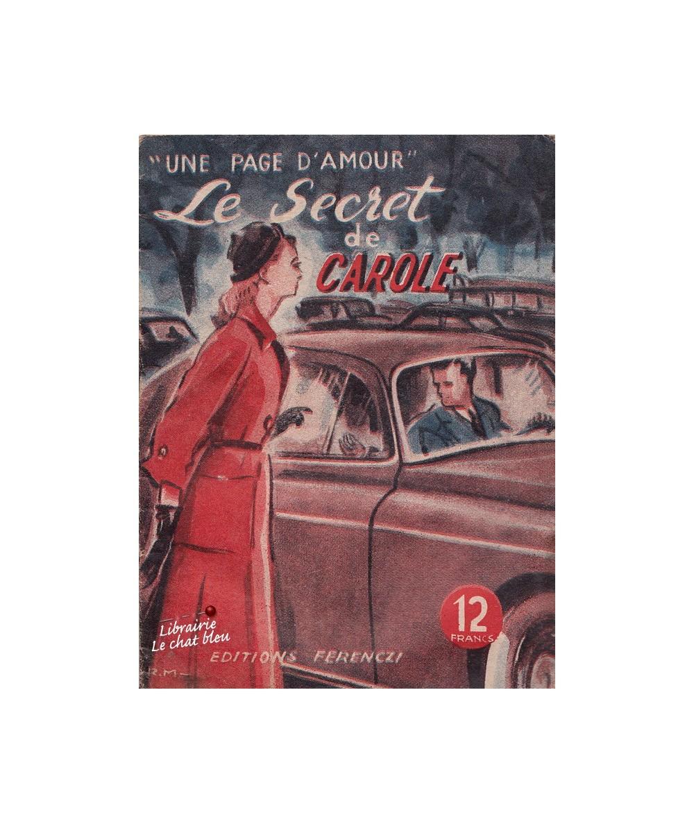 N° 33 - Le secret de Carole par Pamela - Roman sentimental