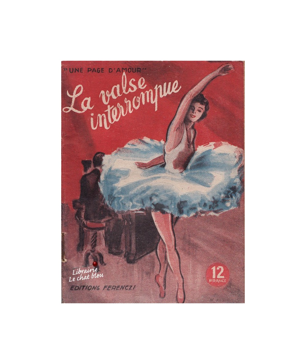 N° 43 - La valse interrompue par Elcey - Roman sentimental