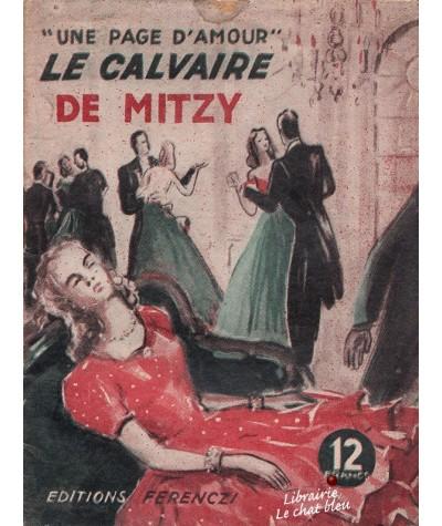Le calvaire de Mitzy (Pamela) - Une page d'amour N° 40