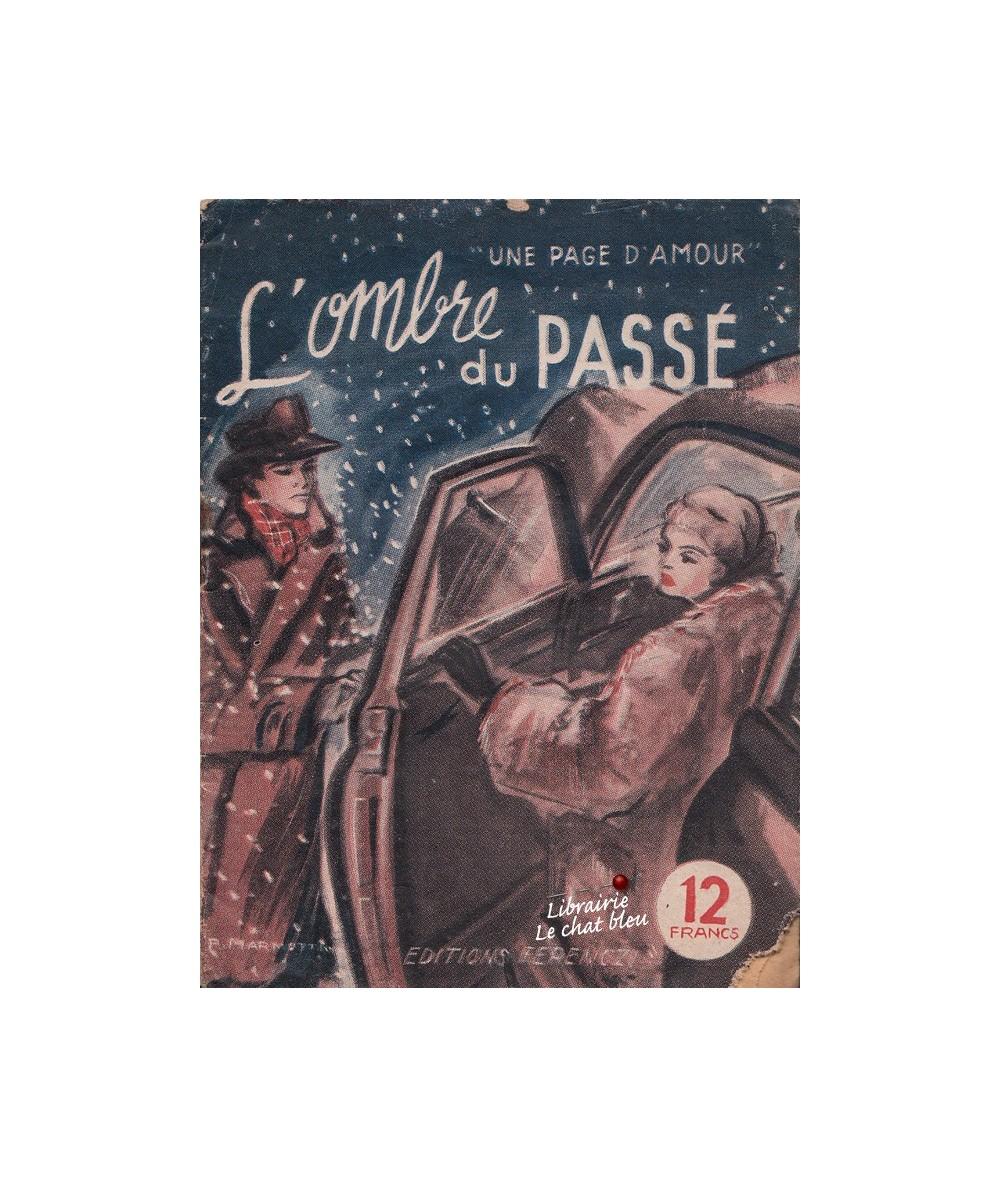N° 19 - L'ombre du passé par Luc Desgraves - Roman sentimental