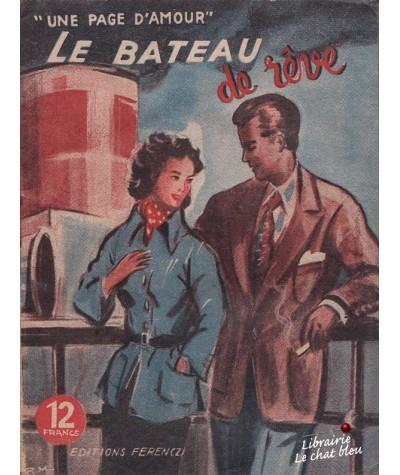 Le bateau de rêve (Sylvaine) - Une page d'amour N° 47