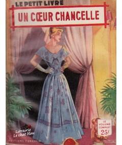 Un coeur chancelle (Ariette Prêle) - Le Petit Livre N° 1855
