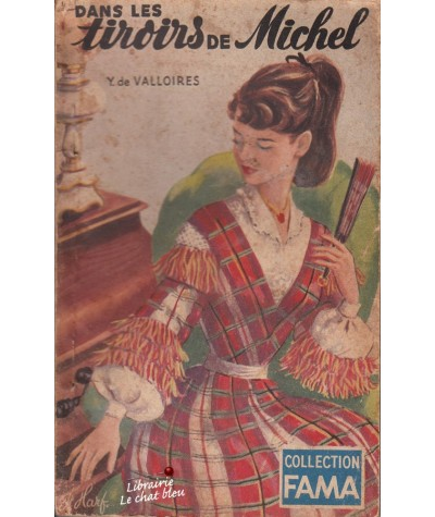 Dans les tiroirs de Michel (Y. de Valloires) - Collection FAMA N° 73