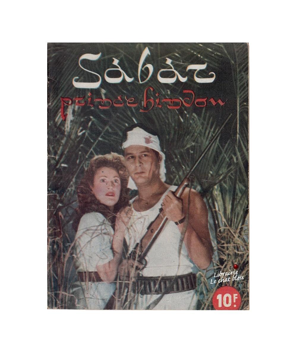 Sabar, prince hindou par Lucien Delvau - Collection Femmes