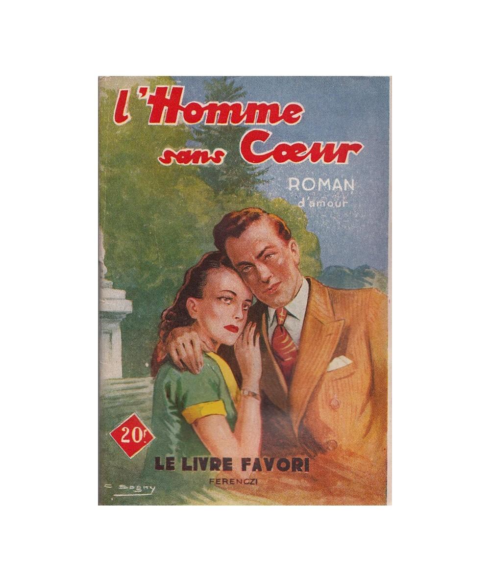 N° 1151 - L'Homme sans Coeur par Nina Sol - Roman d'amour