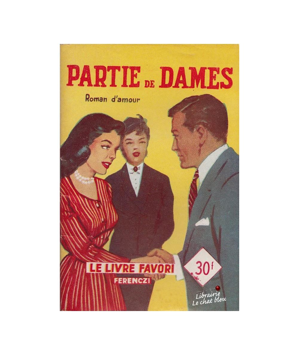 N° 1238 - Partie de Dames par Alex Peck - Roman d'amour