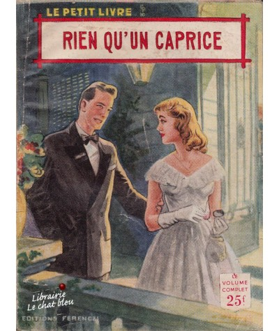 Rien qu'un caprice (Samoune) - Le Petit Livre N° 1924