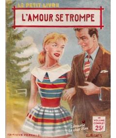 L'amour se trompe (Samoune) - Le Petit Livre N° 1911
