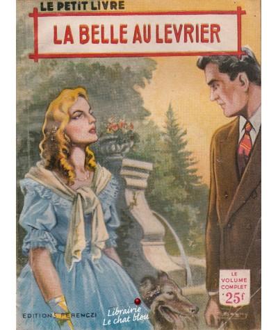 La belle au lévrier (Anna Michel) - Le Petit Livre N° 1876