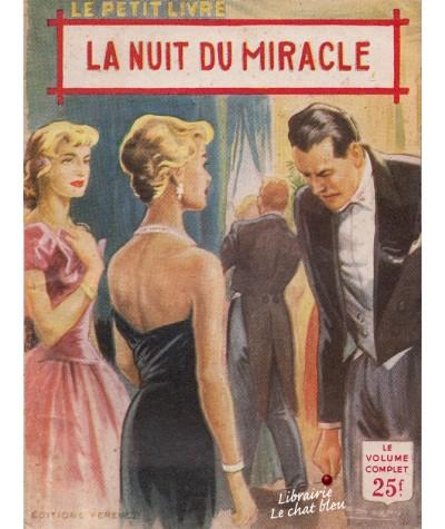 La nuit du miracle (Alex Peck) - Le Petit Livre N° 1893