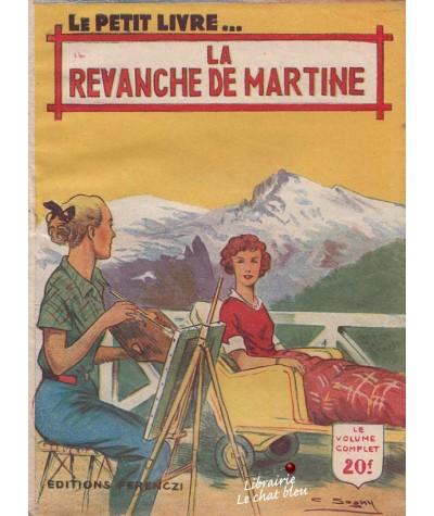 La revanche de Martine (Michel Maury) - Le Petit Livre N° 1658