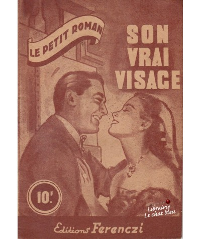 Son vrai visage (Samoune) - Le petit roman N° 1193