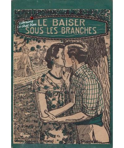 Le baiser sous les branches (Max Dervioux) - Le petit roman N° 335