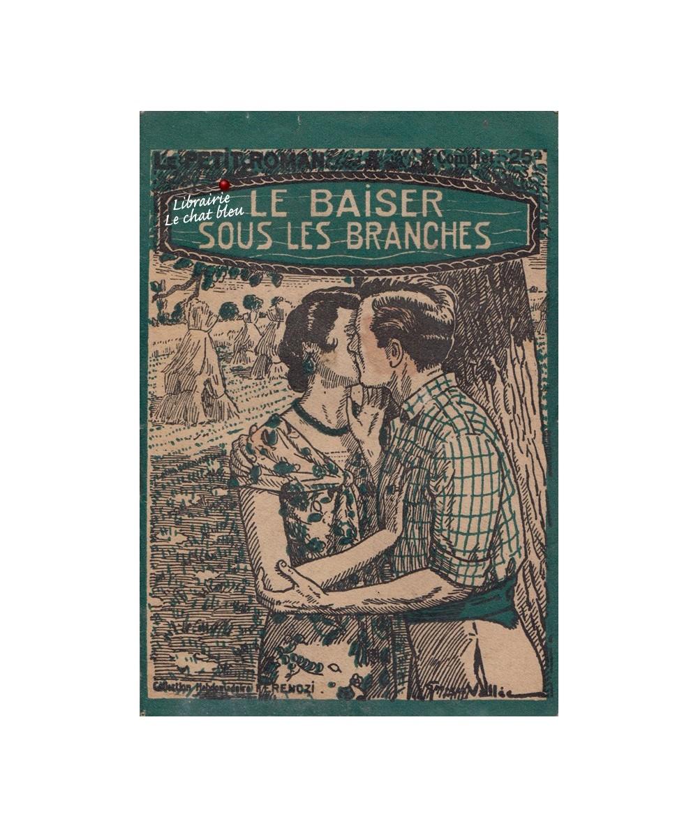 N° 335 - Le baiser sous les branches par Max Dervioux