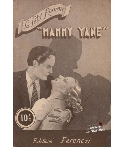 """Mammy Yane"" (Henriette Caton) - Le petit roman N° 966"