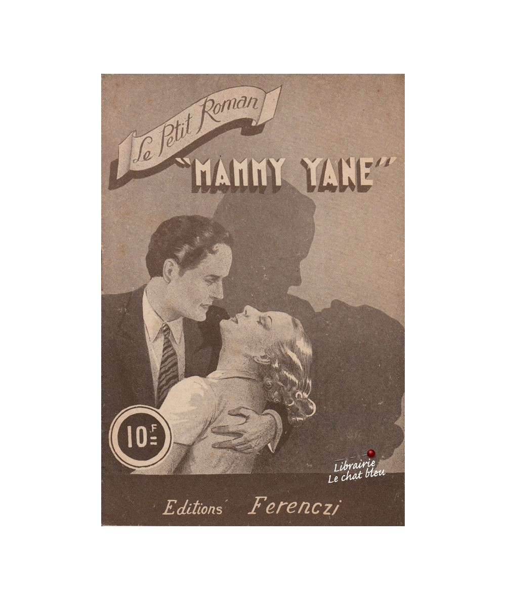 "N° 966 - ""Mammy Yane"" par Henriette Caton"