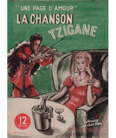 La chanson tzigane (André Curtis) - Une page d'amour N° 8