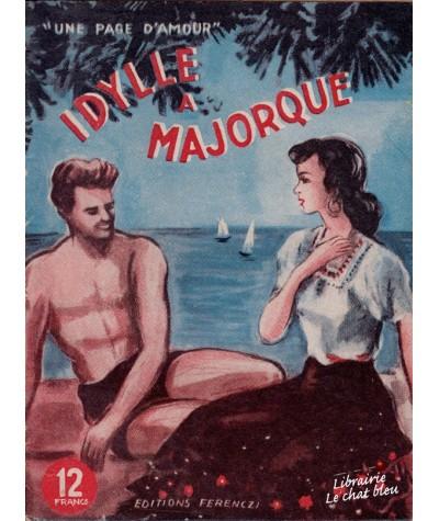 Idylle à Majorque (Claude Val) - Une page d'amour N° 45