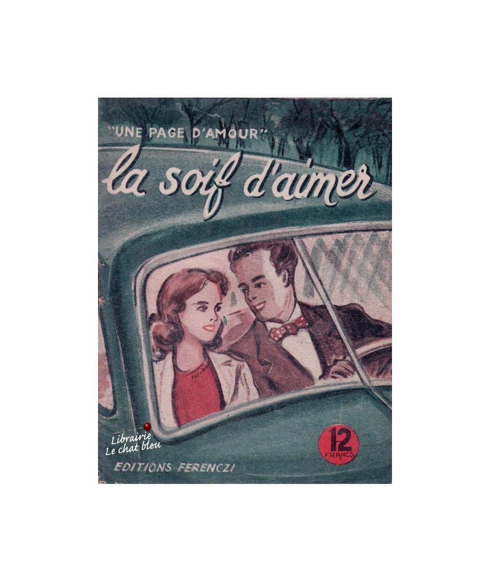 N° 56 - La soif d'aimer par Claude Sarville
