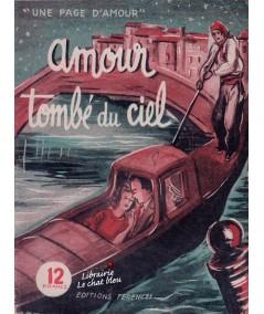 Amour tombé du ciel (Jean Verneuil) - Une page d'amour N° 48