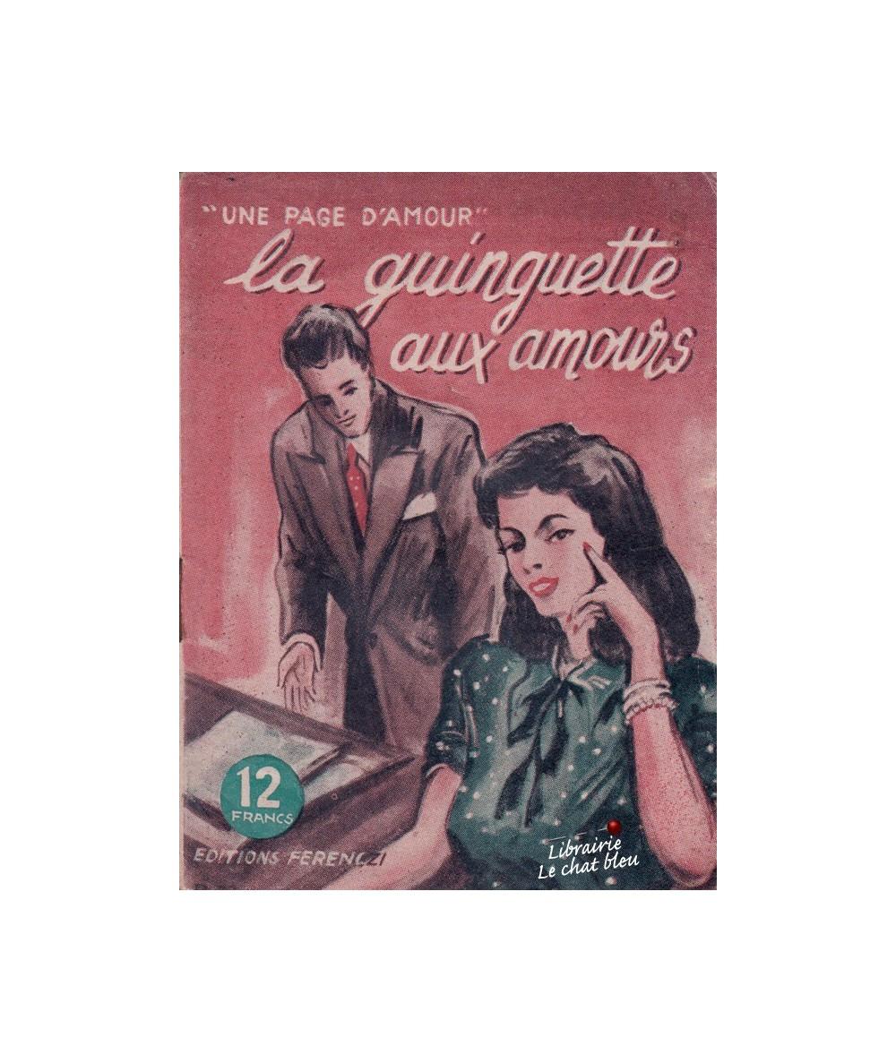N° 52 - La guinguette aux amours par Sylvaine