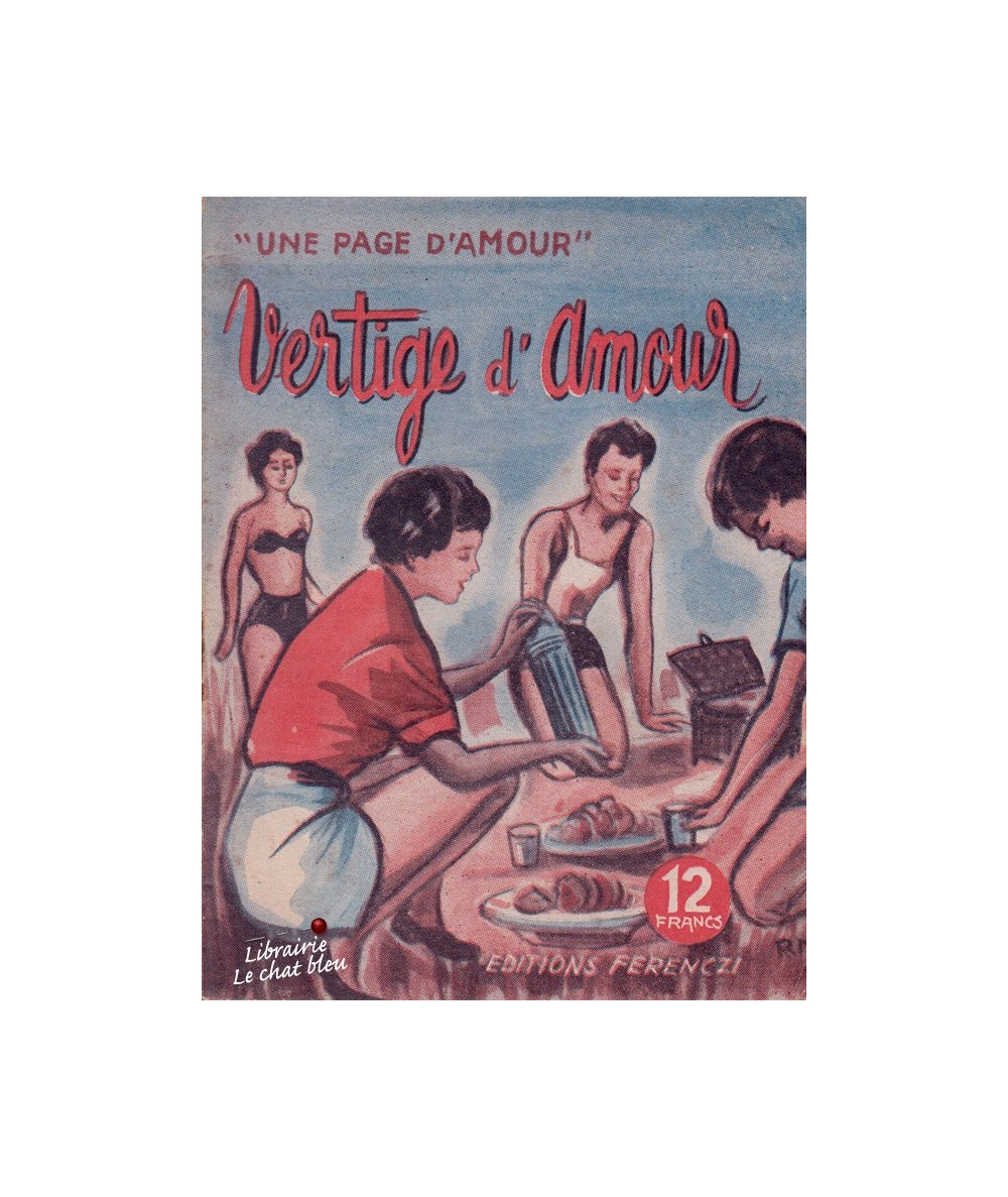 N° 63 - Vertige d'amour par Line Deberre