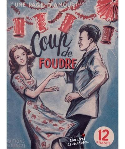 Coup de foudre (Claude Val) - Une page d'amour N° 13