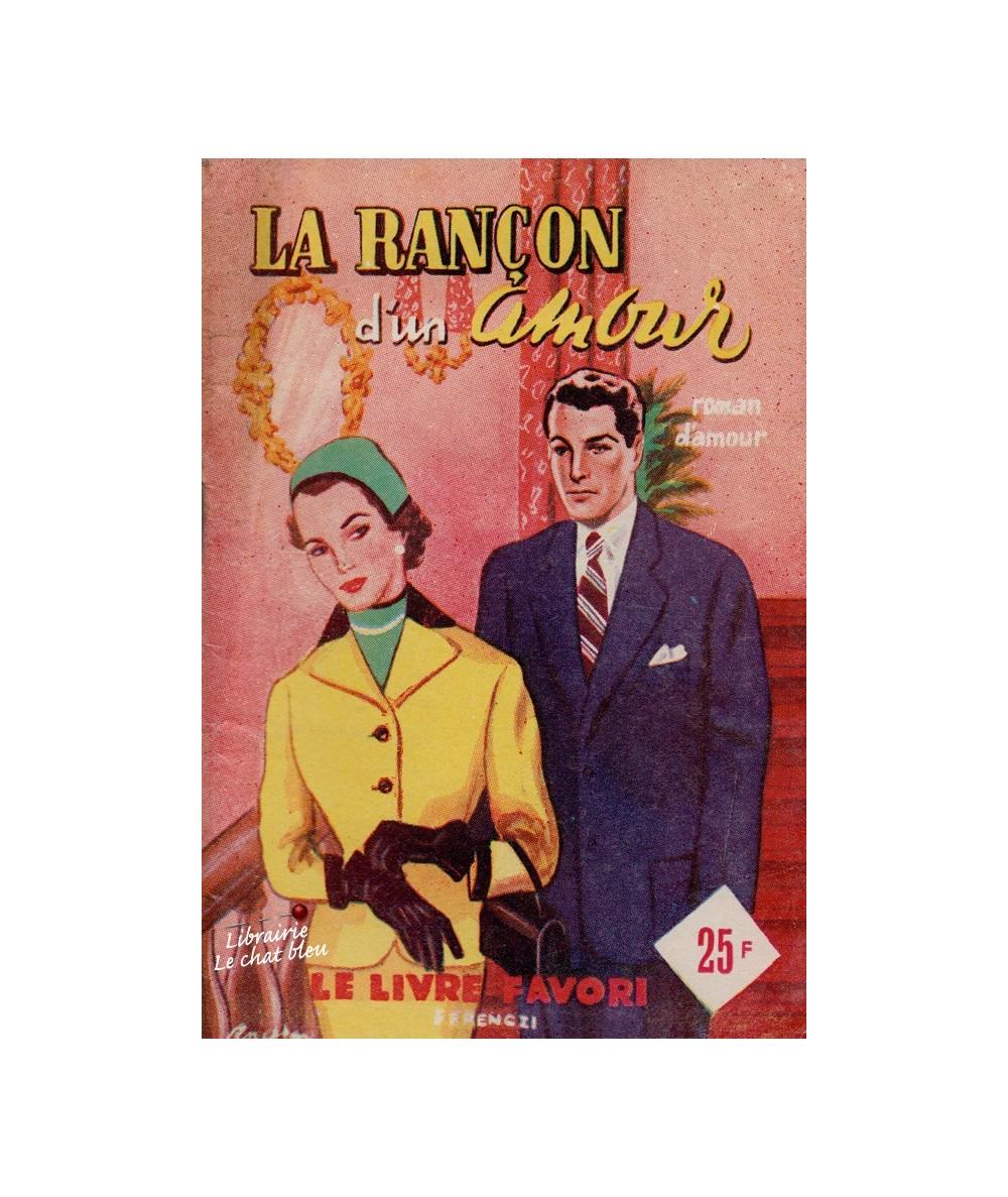 N° 1191 - La rançon d'un amour par Luc Plévancy