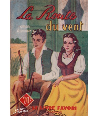 La Route du Vent (O. de Palma) - Le livre favori N° 1176
