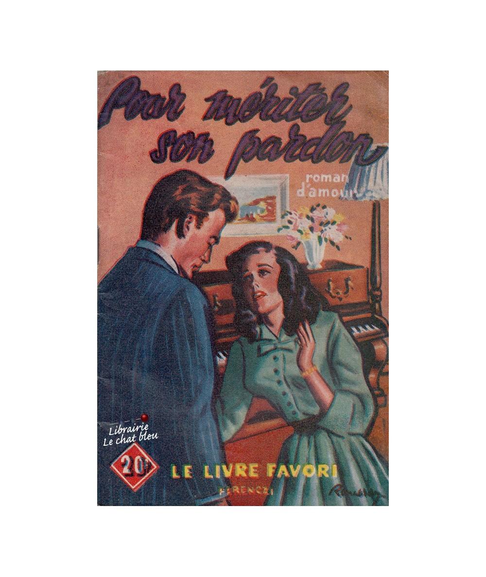 N° 1159 - Pour mériter son amour par France Noël