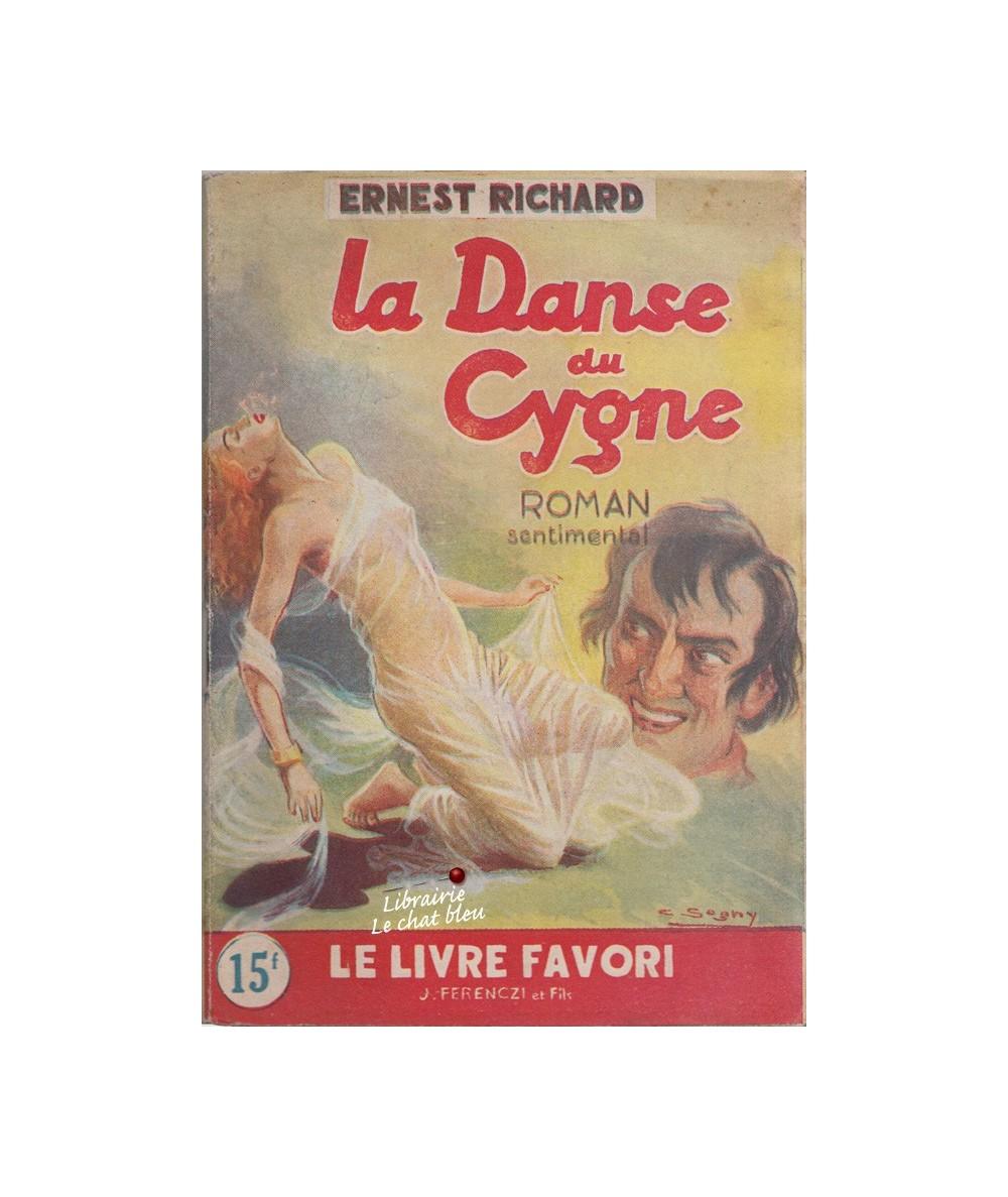 N° 1032 - La Danse du Cygne par Ernest Richard
